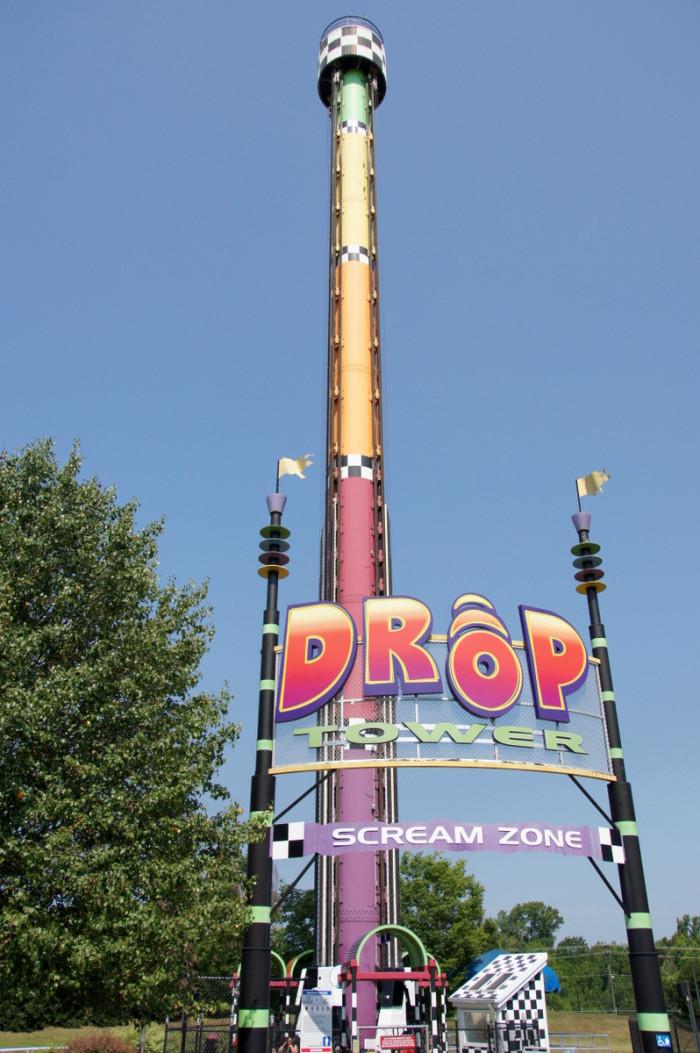 8. Drop Tower