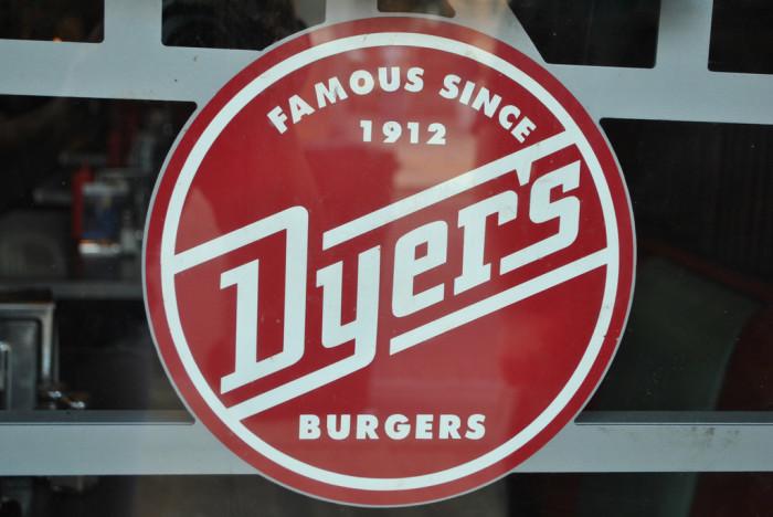 11) Dyers Burgers - Memphis