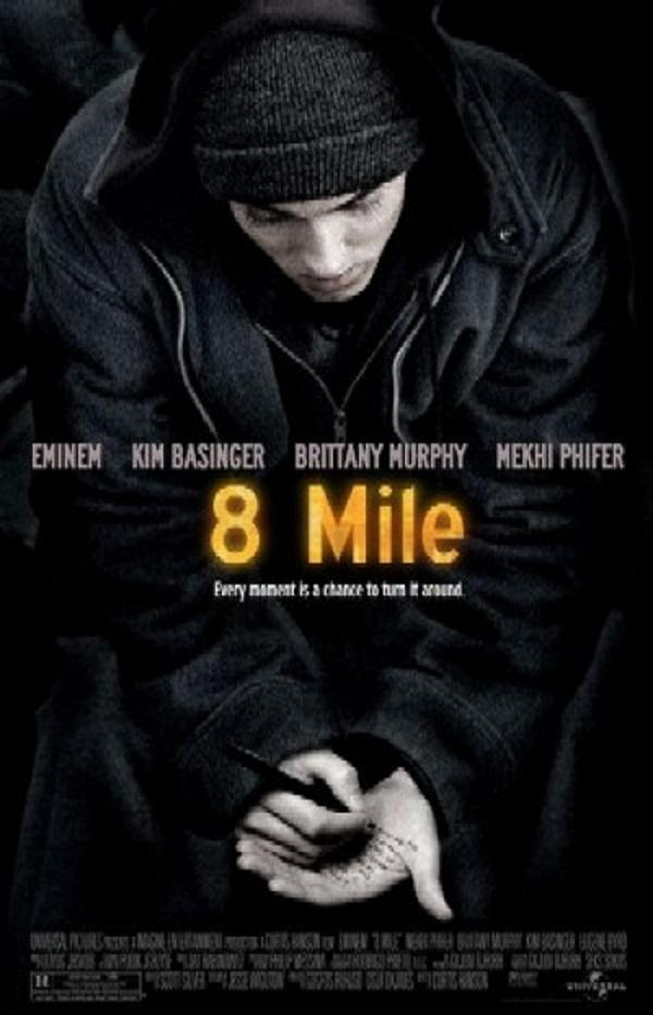 3) 8 Mile