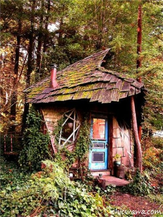 Fairy Tale House in Georgia