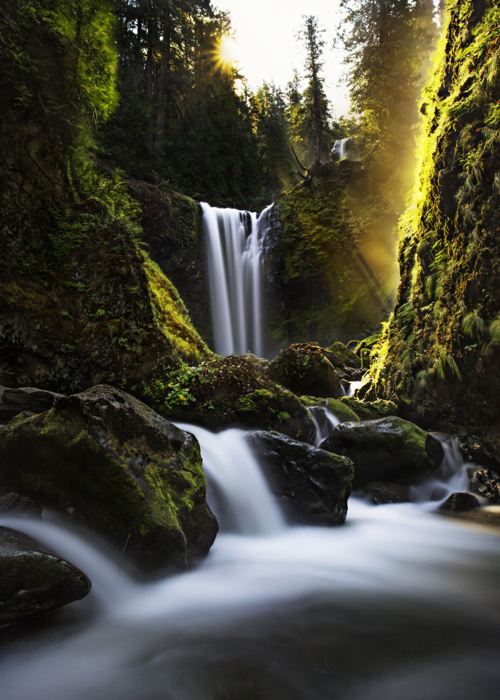 11) Fall Creek Falls