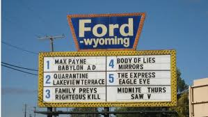5) Ford Wyoming Drive-In, Dearborn