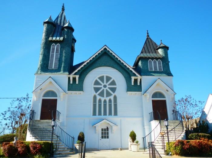 9.) United Methodist Church / Fort Deposit
