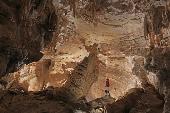 2. Frick's Cave, Walker, Georgia