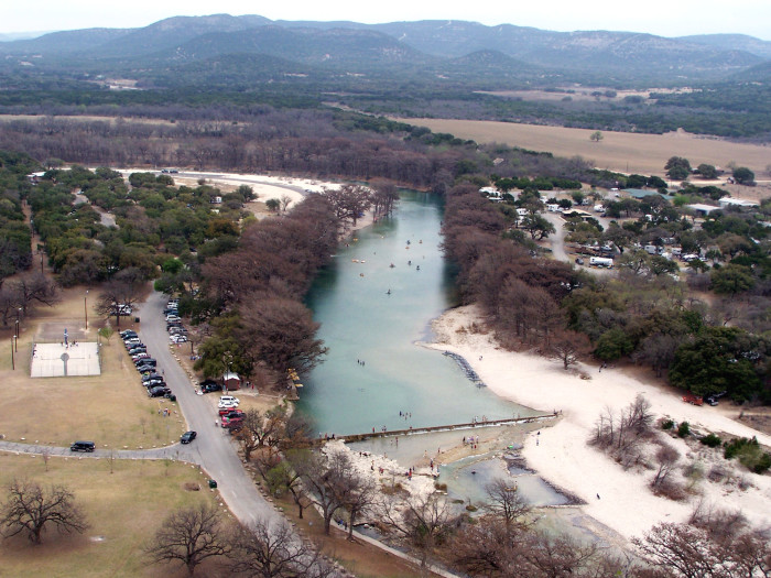 9. Hills, valleys, the Frio River, and lush greenery: you'll see it all at Garner State Park.