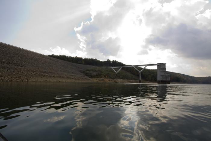 3. Lake Moomaw, Covington