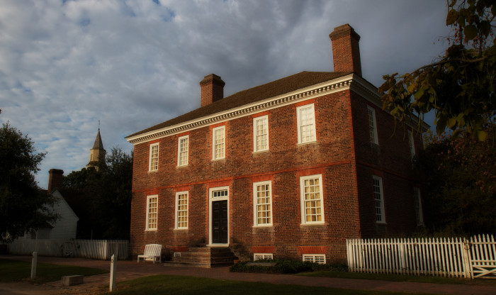 2. The George Wythe House: The Anger of Lady Anne Skipwith