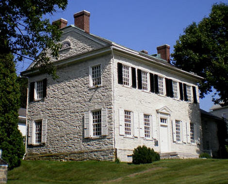9. George Taylor House, Catasauqua