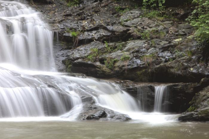 7. Glisson Falls