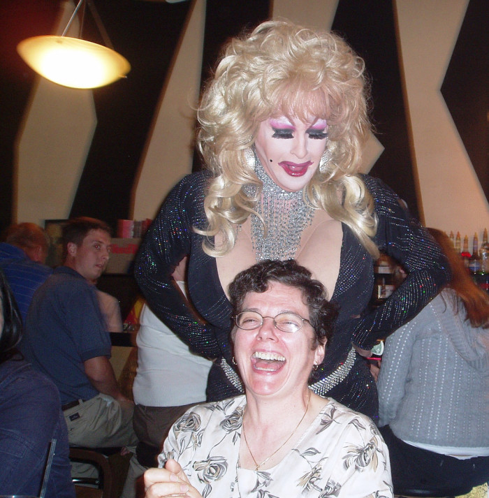 7. Have some brunch…and watch a drag show.