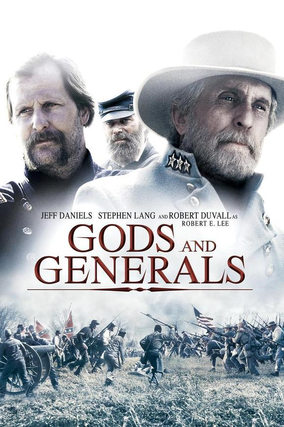 """Gods and Generals: Where else would the story of """"Stonewall"""" Jackson take place?"""
