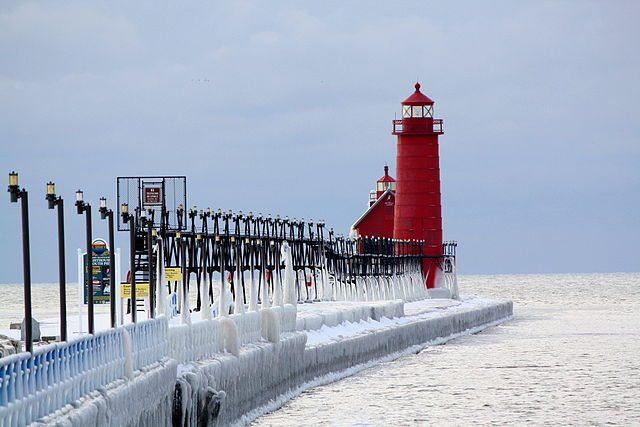 7) There are more lighthouses in Michigan than in any other state - 129 in all. Some are still used to guide ships, while others have been transformed into quaint, lakeside bed breakfasts.