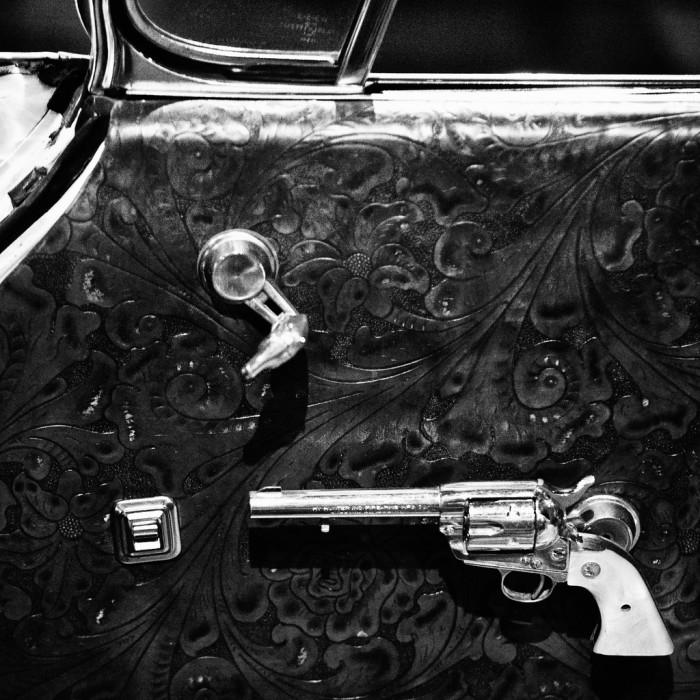 7) Everyone Carries a Gun