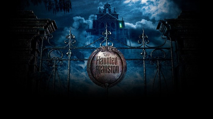 8. The Haunted Mansion (2003)