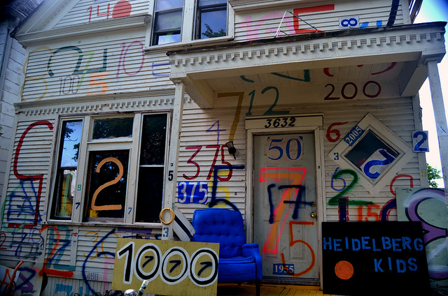 4) The Heidelberg Project