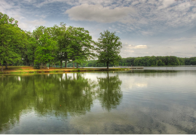 12) Herb Parsons Lake