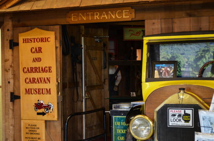 2. Historic Car and Carriage Caravan Museum, Luray