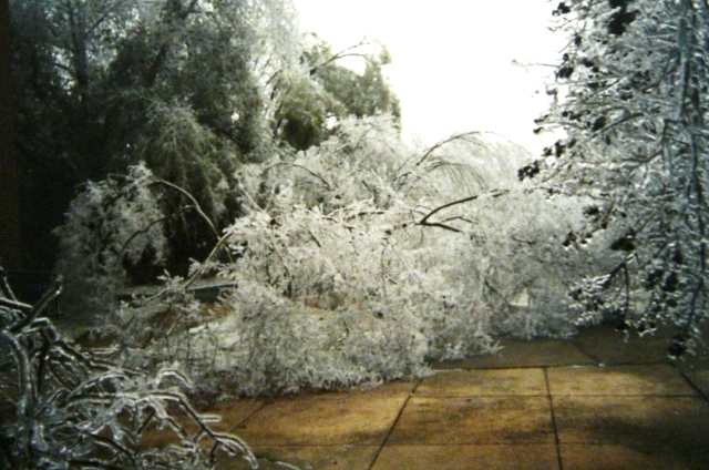 8. In 2002, from December 4-5th the worst ice storm to hit North Carolina overtook much of the western and central regions of the state.  Thousands were left without power.