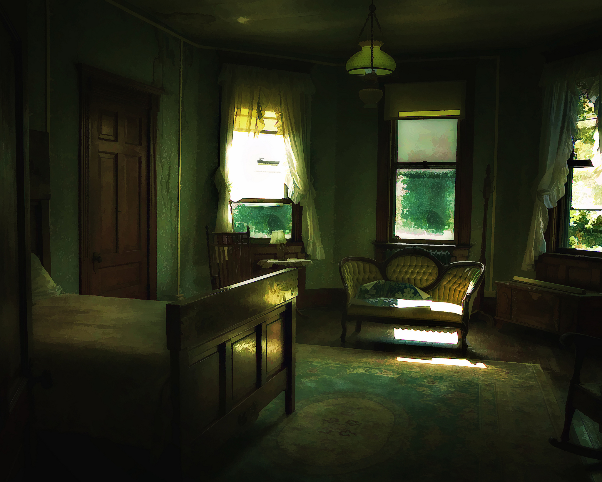 8 Ghost Stories In Virginia That Will Terrify You