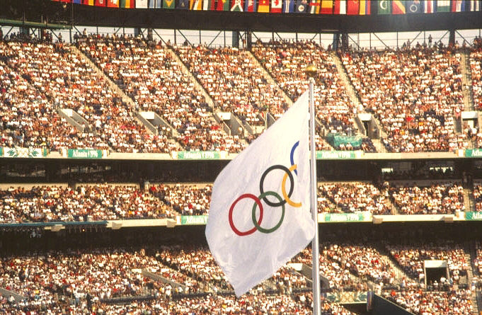 7. Most Attendance at an Olympics Game