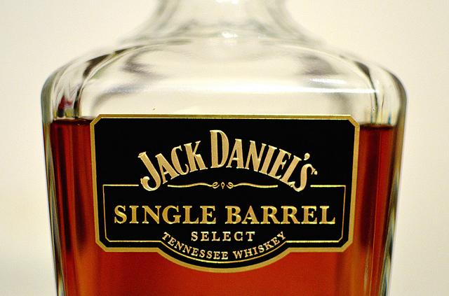 15) You say whiskey, we say: Jack.