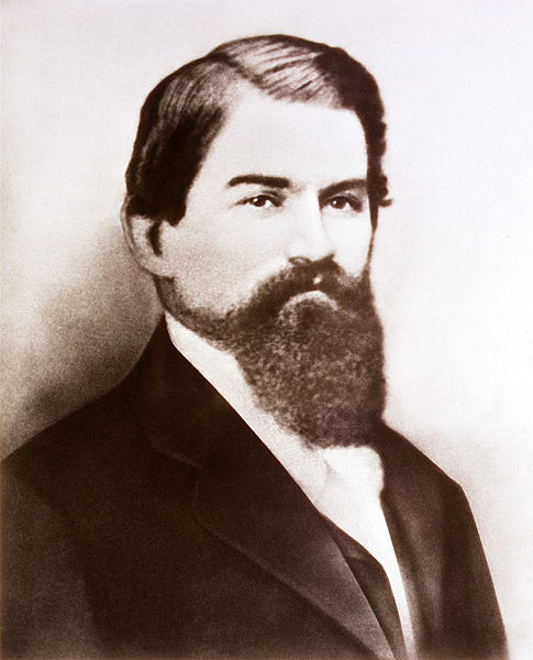 3. Dr. Coke - This is a picture of John Pemberton, the inventor of Coca-Cola