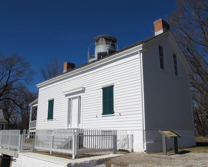 6. Jones Point Lighthouse, Alexandria