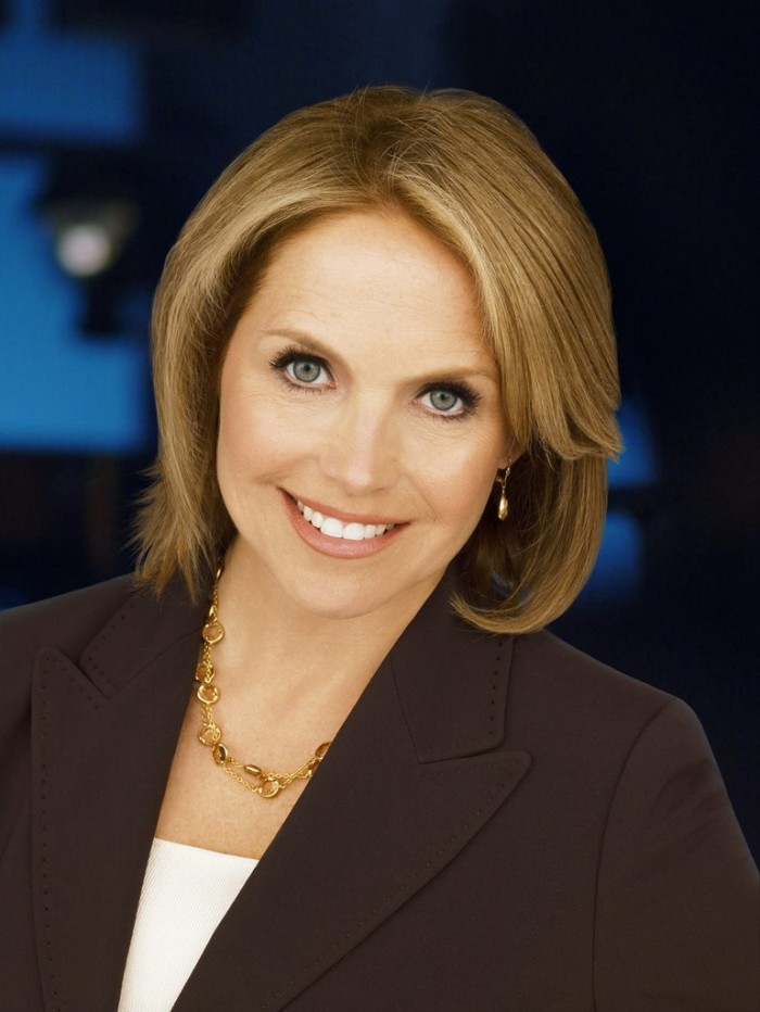 7. Katie Couric (TV personality, news anchor), Arlington