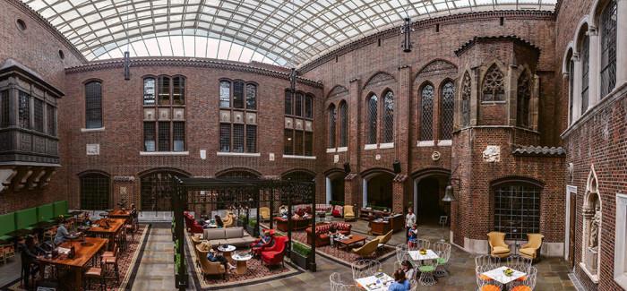 6) Kresge Court, Detroit Institute of Arts