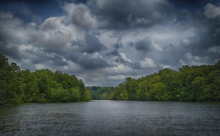 6. Lake Gaston, South Hill