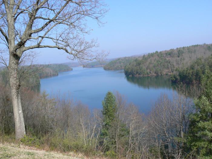 7. Philpott Lake, Bassett