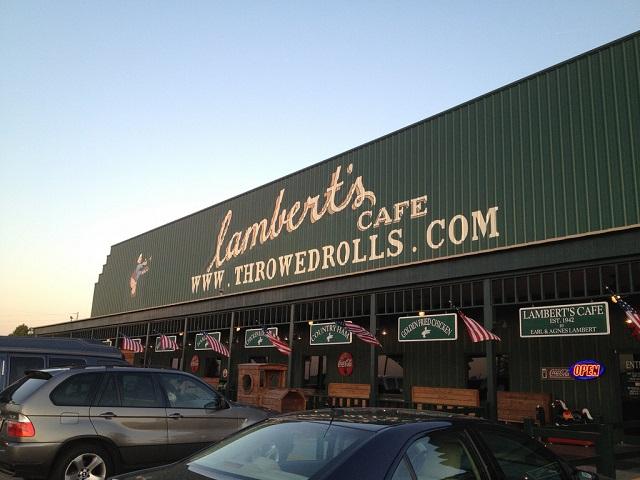 4.) Lambert's Cafe - Foley