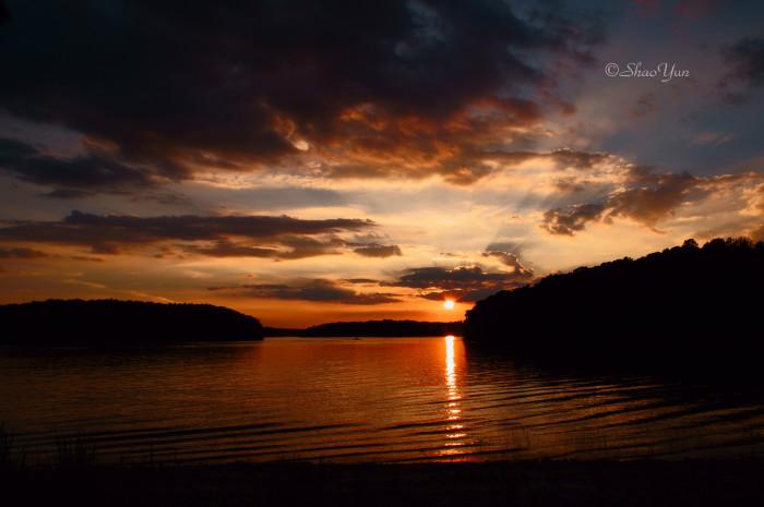 9. Lake Lanier