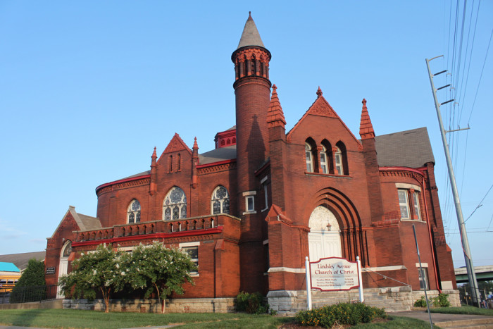 13) Lindsley Avenue Church of Christ