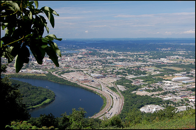 10) Lookout Mountain
