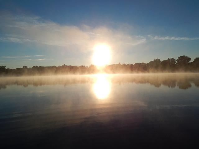 7) Loon Lake