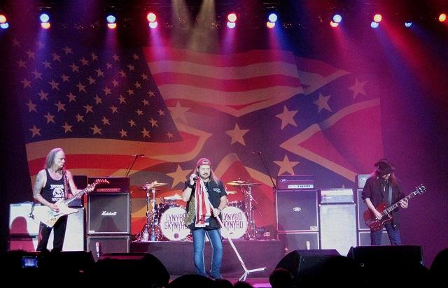 7.) Lynyrd Skynyrd's Sweet Home Alabama