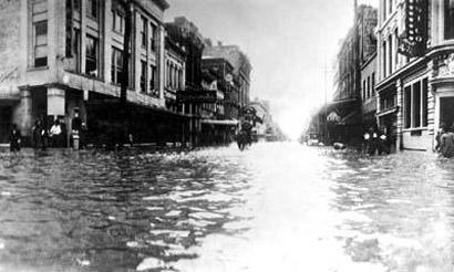 9) 1915 Galveston Hurricane