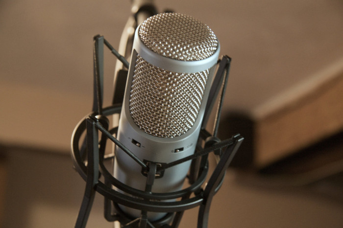 5. The microphone as we know it .