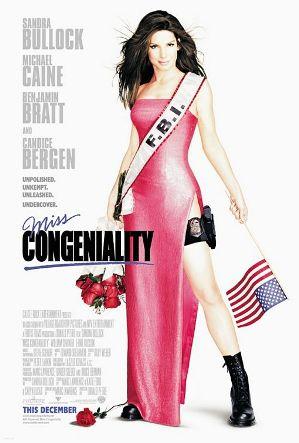 7) Miss Congeniality (2000)
