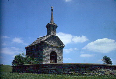 4. Tiny Church-Monte Casino Chapel