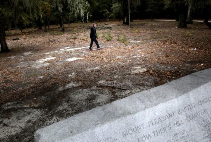 8. Montrose Cemetery (Darlington, SC)