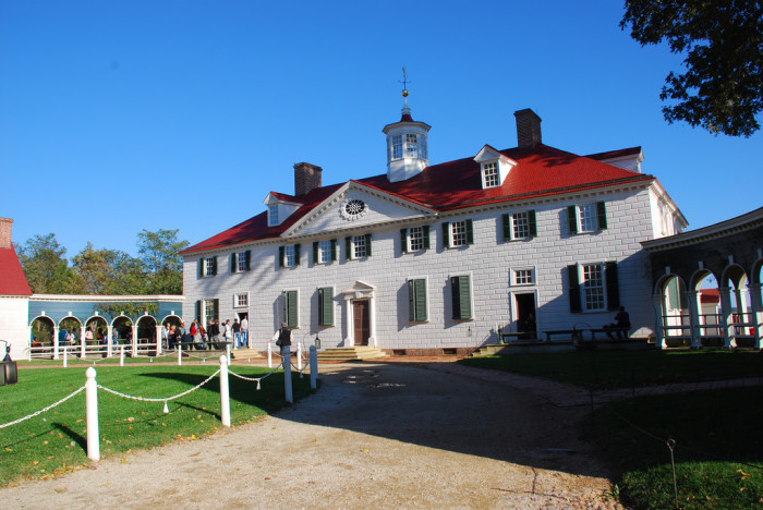 """5. Presidential Homes Tour: See why Virginia is the """"birthplace of presidents"""""""
