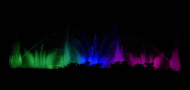7) Musical Fountain in Grand Haven