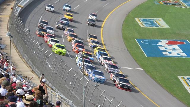 11.) NASCAR