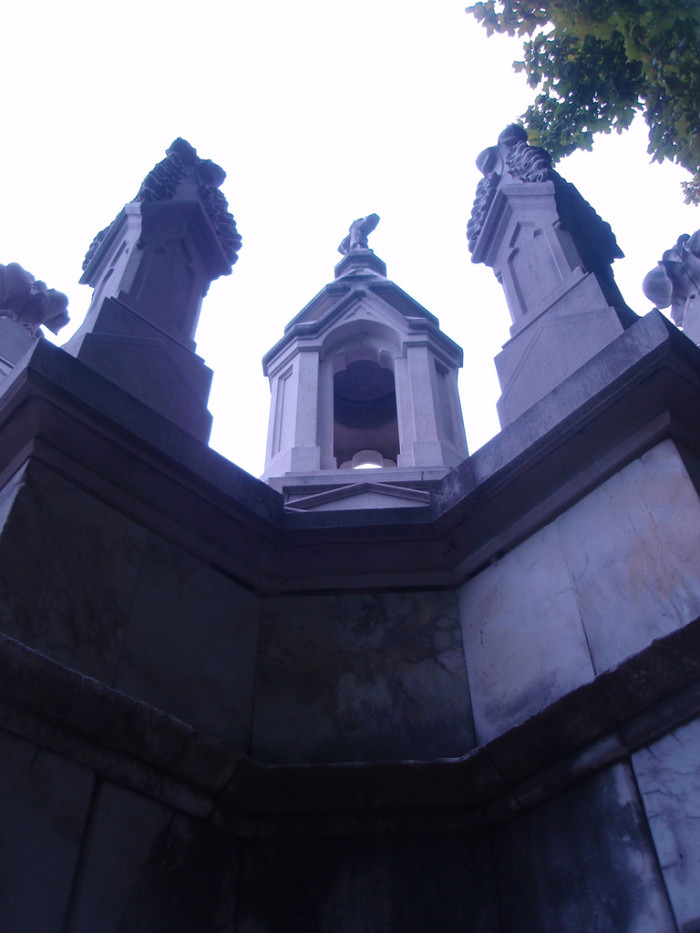 1) The Bloodstained Crypt of Nina Cragmiles