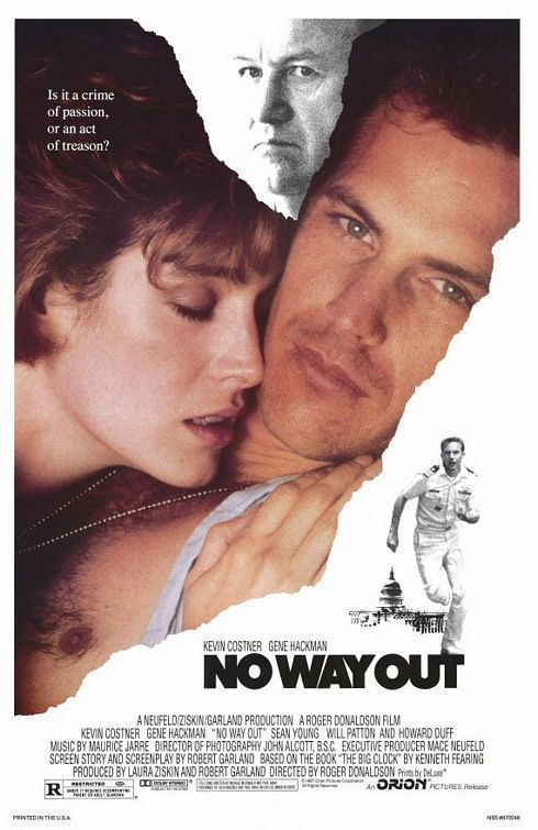 No Way Out: Unless you go through Arlington.