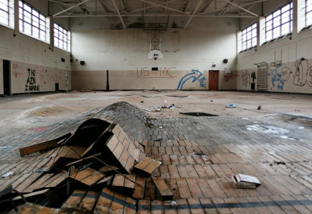 6) Northville Psychiatric Hospital