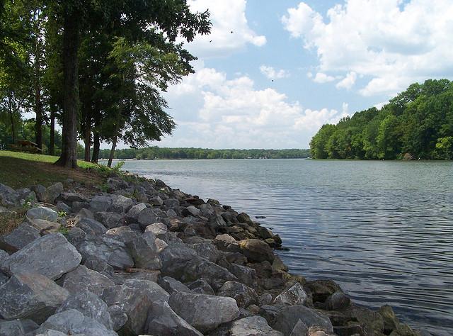 7) Old Hickory Lake