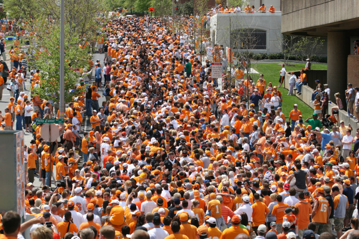 13) Orange is the best color